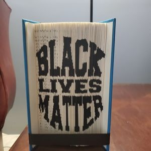 BLM Book Art